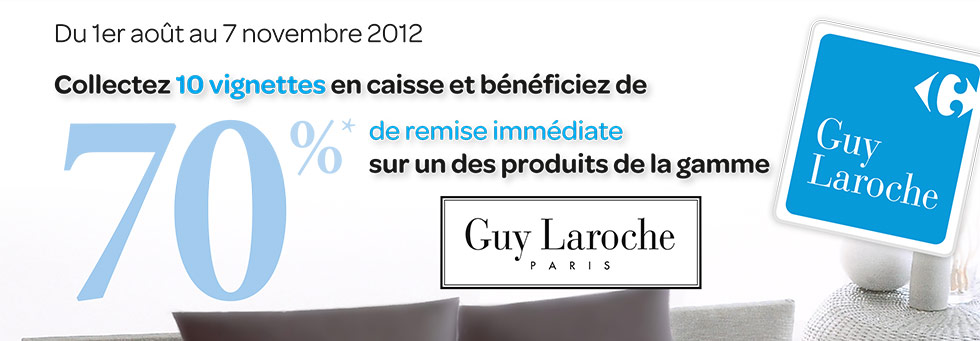 Point de vente guy laroche